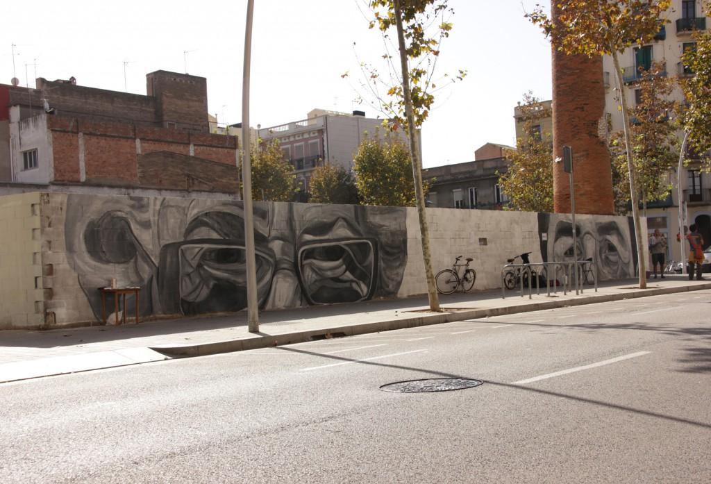 Pallars and Ciutat de Granada street details